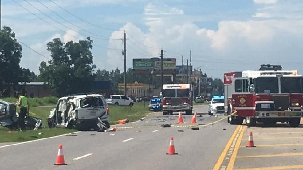 11 Year Old Killed In 4 Vehicle Accident On Foley Beach Expressway Wbma
