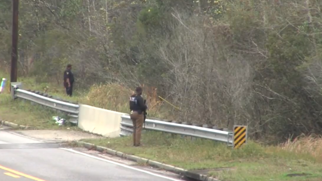 Armed Suspects Lead Police On Four Hour Manhunt In West Mobile Wpmi