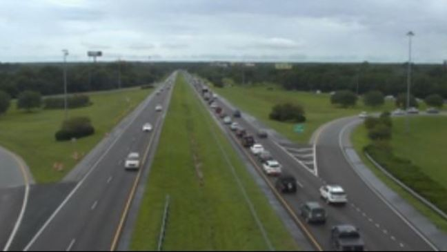 Traffic delays across I-10 in Mobile and Baldwin counties | WPMI