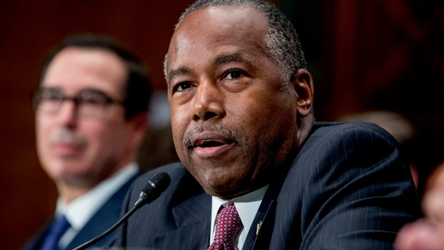 Exclusive: Ben Carson reacts to being cleared of wrongful