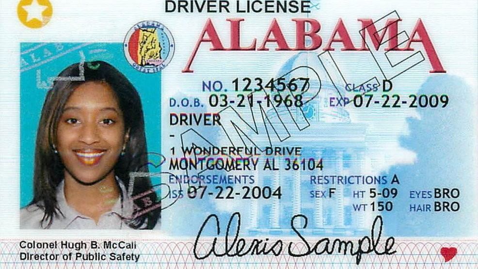 Alabama drivers license numbers to get an extra digit | WPMI