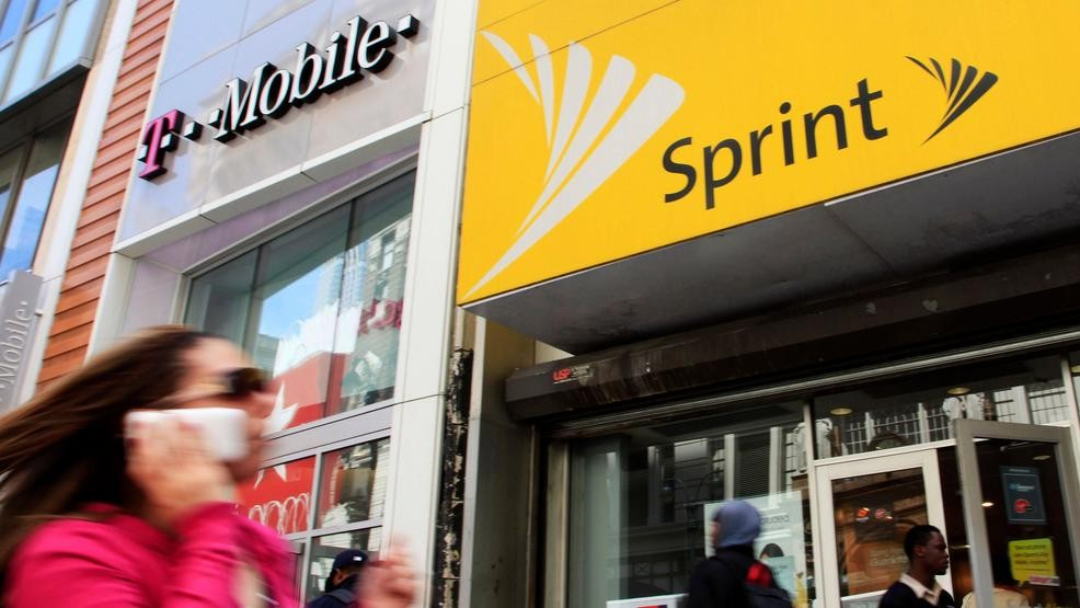 Justice Department OKs T-Mobile's $26 5 billion Sprint deal