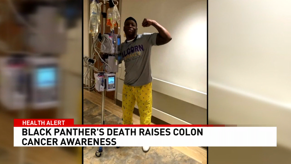 Two Gulf Coast Men Under 40 Fought Colon Cancer At Same Time As Icon Chadwick Boseman Wpmi
