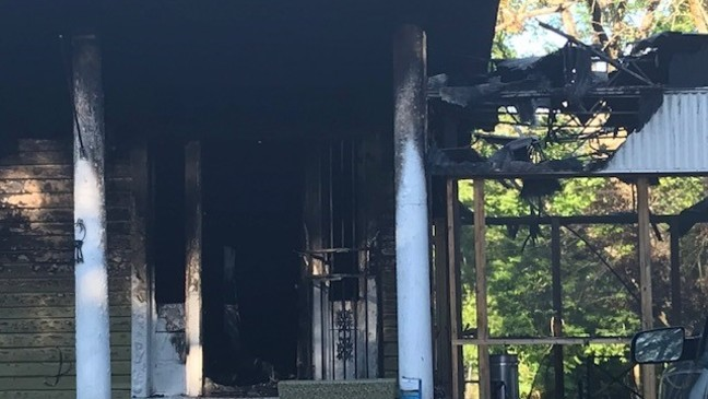 4-year-old boy dies in Prichard house fire | WPMI