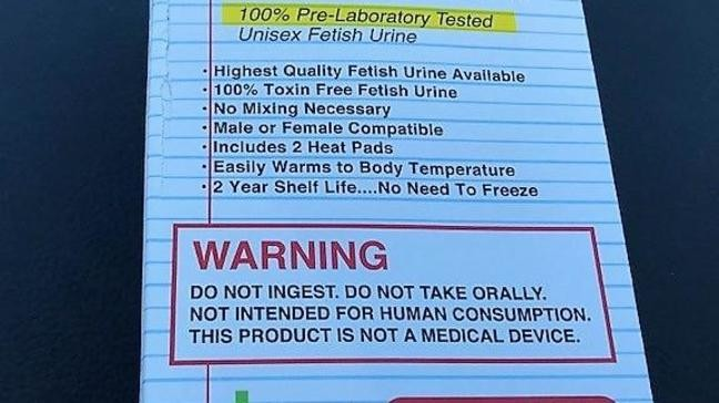 NBC 15 Investigates: Synthetic urine a growing problem at